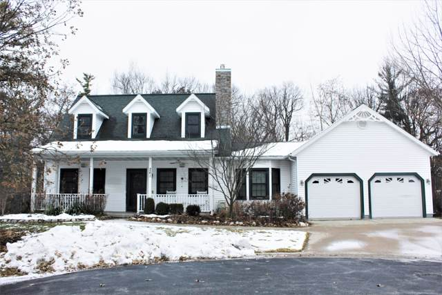 261 Turtle Hollow, Elkhart Lake, WI 53020 (#1670578) :: RE/MAX Service First Service First Pros