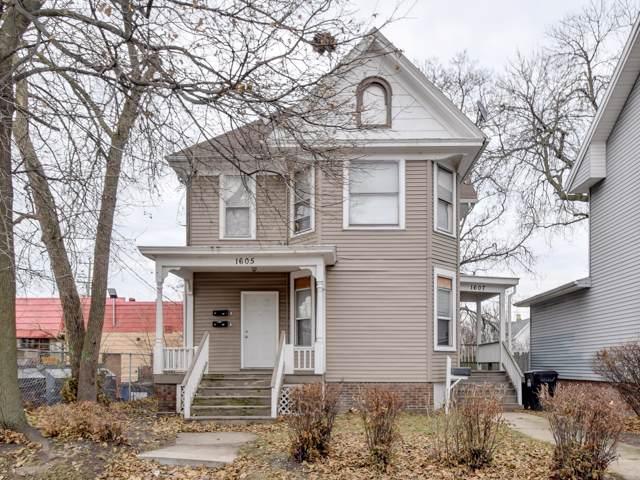 1605 Taylor Ave, Racine, WI 53403 (#1670615) :: Keller Williams Momentum