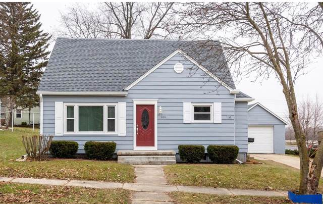 1161 N 8TH AVE, West Bend, WI 53090 (#1670691) :: Keller Williams Realty - Milwaukee Southwest