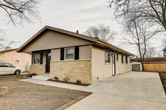 1827 22nd Ave, Kenosha, WI 53140 (#1670694) :: Keller Williams Realty - Milwaukee Southwest