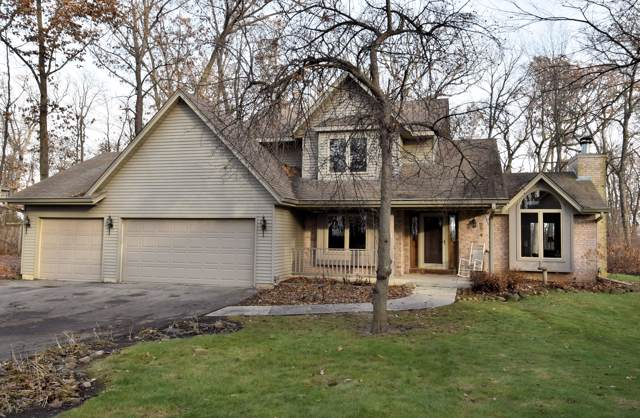 4323 N Britton N Rd, Norway, WI 53182 (#1671228) :: RE/MAX Service First Service First Pros