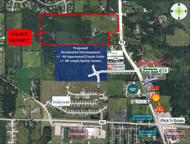 Lt0 Hwy 83, Mukwonago, WI 53149 (#1671327) :: RE/MAX Service First
