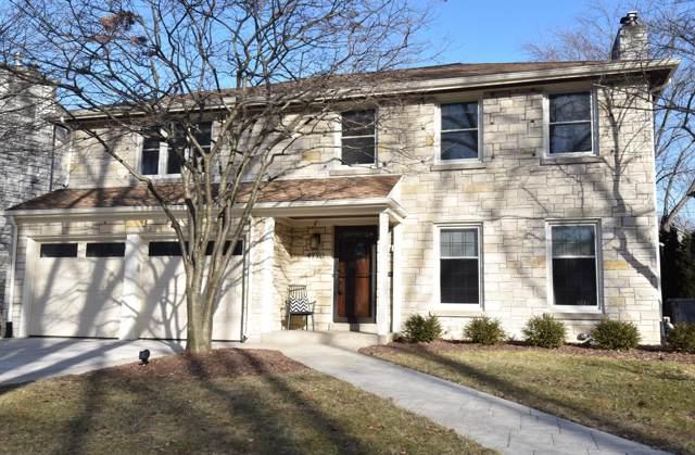 4770 N Wilshire Rd, Whitefish Bay, WI 53211 (#1671783) :: Tom Didier Real Estate Team