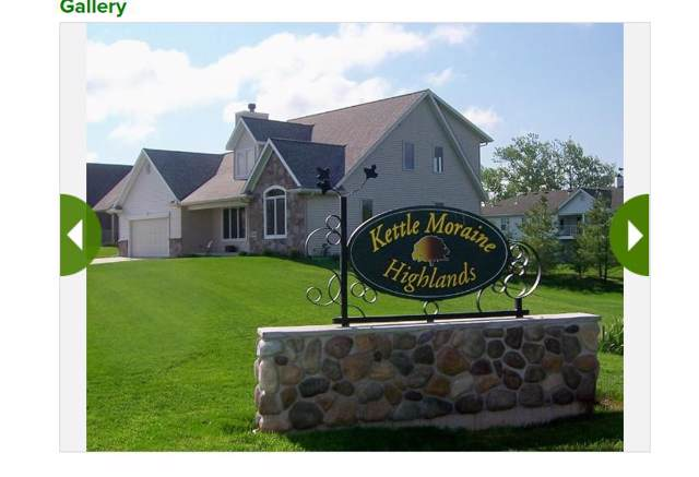 Lot 26 Highland Dr, Glenbeulah, WI 53023 (#1672121) :: Keller Williams Momentum
