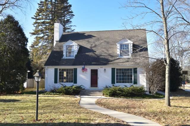 8345 N Greenvale Rd, Fox Point, WI 53217 (#1672474) :: Tom Didier Real Estate Team