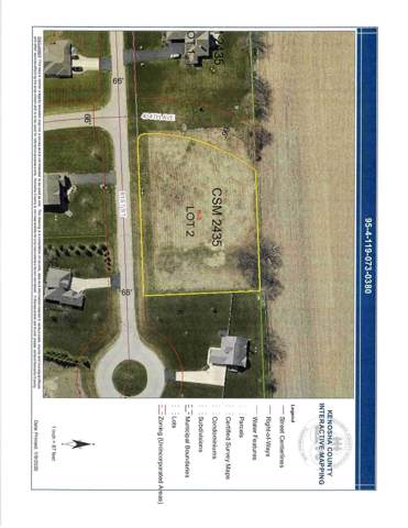 Lt2 81st St, Wheatland, WI 53104 (#1672734) :: Tom Didier Real Estate Team
