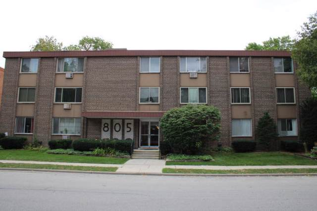 805 E Henry Clay St #304, Whitefish Bay, WI 53217 (#1673089) :: Tom Didier Real Estate Team