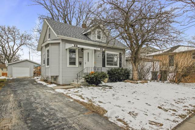 1214 Kentucky St, Racine, WI 53405 (#1673608) :: RE/MAX Service First