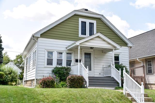 6617 W Chambers St, Milwaukee, WI 53210 (#1673661) :: RE/MAX Service First