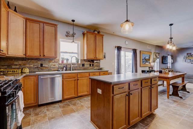 344 Cedar Crest Ln, Slinger, WI 53086 (#1673670) :: Tom Didier Real Estate Team