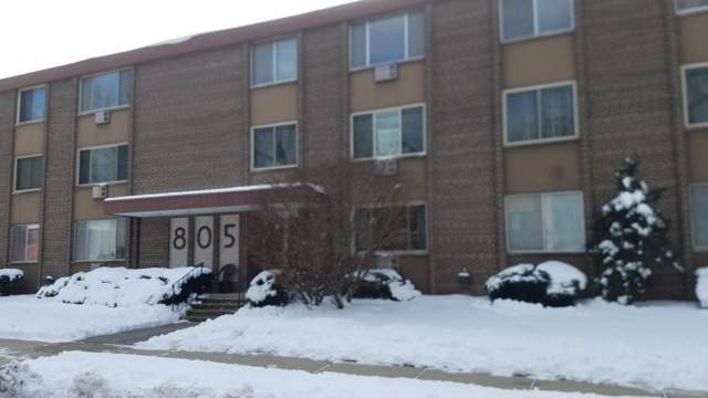 805 E Henry Clay St #203, Whitefish Bay, WI 53217 (#1673711) :: Keller Williams Realty Milwaukee North Shore