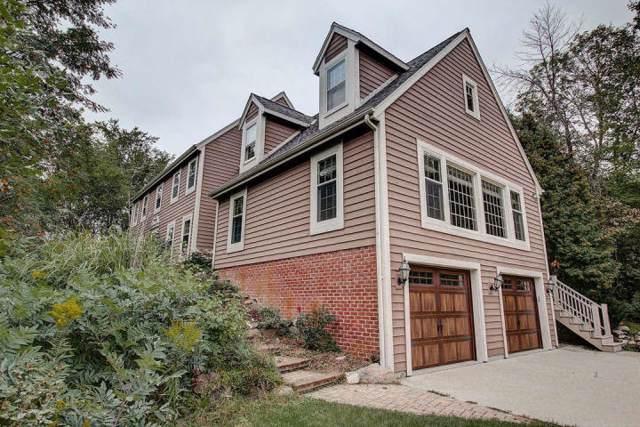 4459 Cedar Creek Rd, Polk, WI 53086 (#1673735) :: Tom Didier Real Estate Team