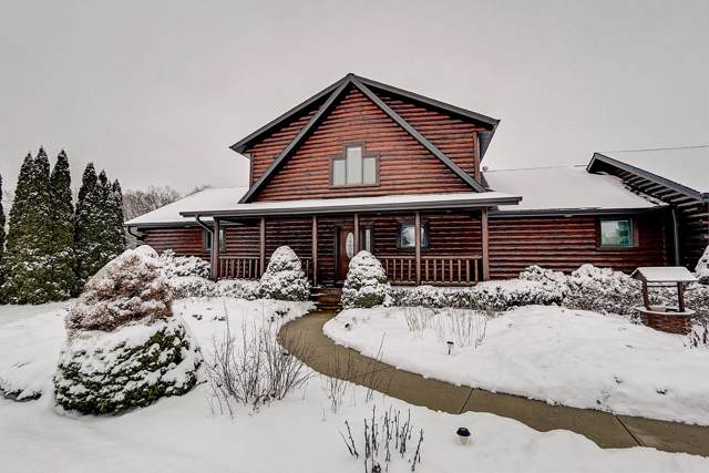 N95W26327 County Rd Q, Lisbon, WI 53017 (#1673777) :: RE/MAX Service First