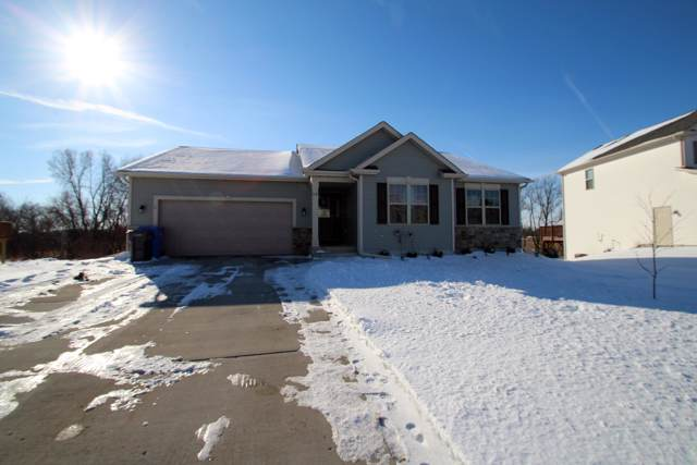 218 West Haven Dr, Watertown, WI 53094 (#1674104) :: RE/MAX Service First Service First Pros