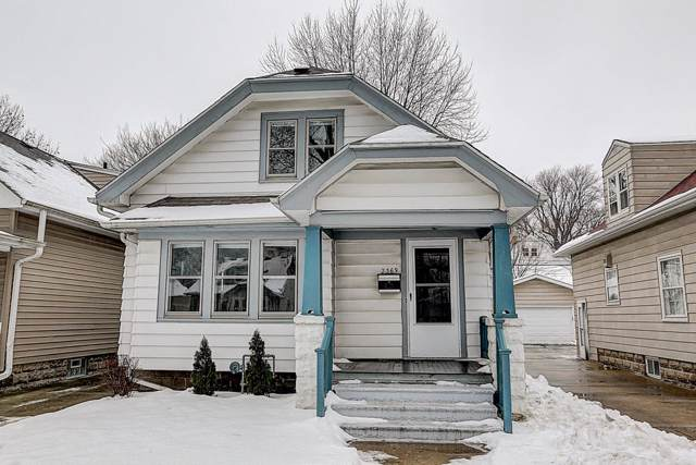 2369 N 69th St, Wauwatosa, WI 53213 (#1674497) :: RE/MAX Service First Service First Pros