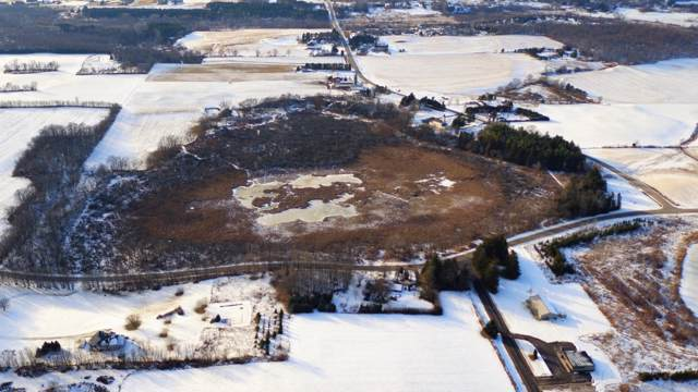 34.9 Acres County Road E At Ff, Rhine, WI 53020 (#1674875) :: RE/MAX Service First Service First Pros