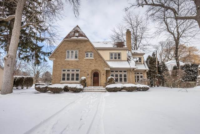 5848 N Shore Dr, Whitefish Bay, WI 53217 (#1675182) :: Keller Williams Realty Milwaukee North Shore