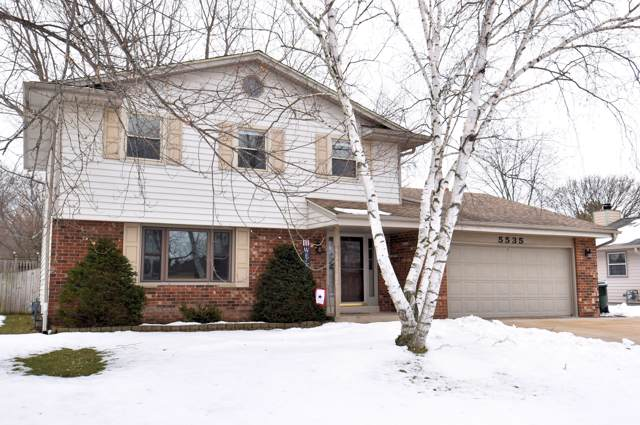 5535 N Meadows Dr, Caledonia, WI 53402 (#1675248) :: Keller Williams Realty Milwaukee North Shore