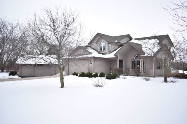 25515 White Tail Ct, Norway, WI 53185 (#1675265) :: RE/MAX Service First Service First Pros