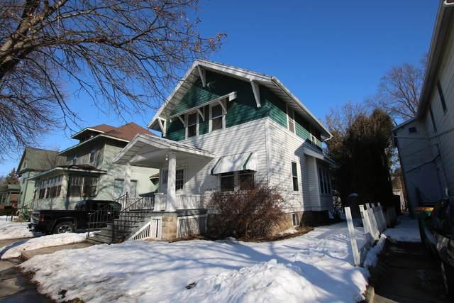 245 N Park Ave, Fond Du Lac, WI 54935 (#1675486) :: Tom Didier Real Estate Team