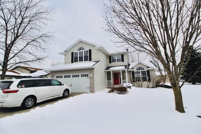 1534 Foxtail Dr, Hartford, WI 53027 (#1675916) :: Tom Didier Real Estate Team