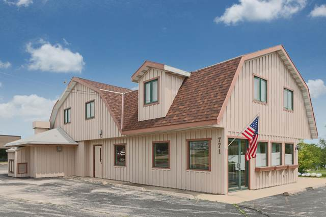 771 N Church St, Watertown, WI 53098 (#1676148) :: RE/MAX Service First Service First Pros