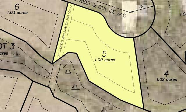 Lt5 Woodland Ponds Estates, Germantown, WI 53022 (#1676778) :: Tom Didier Real Estate Team