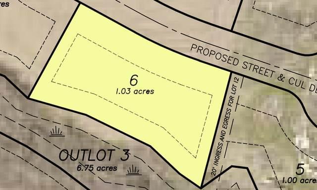 Lt6 Woodland Ponds Estates, Germantown, WI 53022 (#1676779) :: Tom Didier Real Estate Team