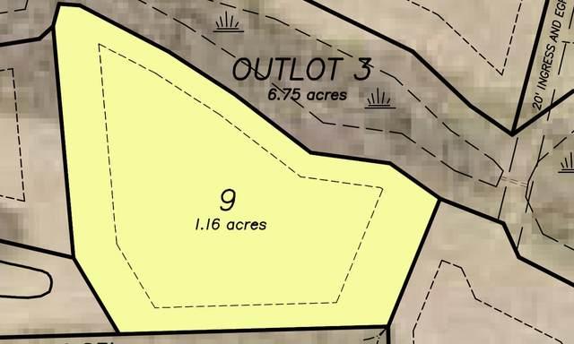 Lt9 Woodland Ponds Estates, Germantown, WI 53022 (#1676781) :: Tom Didier Real Estate Team