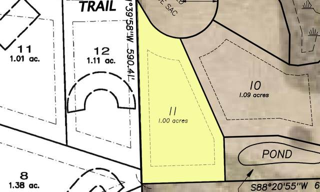 Lt11 Woodland Ponds Estates, Germantown, WI 53022 (#1676786) :: RE/MAX Service First Service First Pros