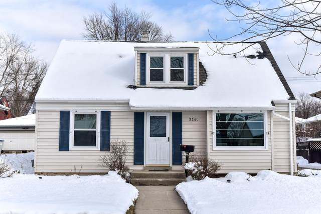 3340 N 98th St, Milwaukee, WI 53222 (#1676826) :: Keller Williams Realty Milwaukee North Shore