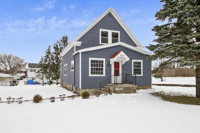 8128 W Cold Spring Rd, Greenfield, WI 53220 (#1676880) :: Keller Williams Realty Milwaukee North Shore