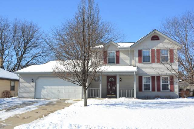 1440 Renee Dr, Mount Pleasant, WI 53406 (#1677047) :: Keller Williams Realty Milwaukee North Shore