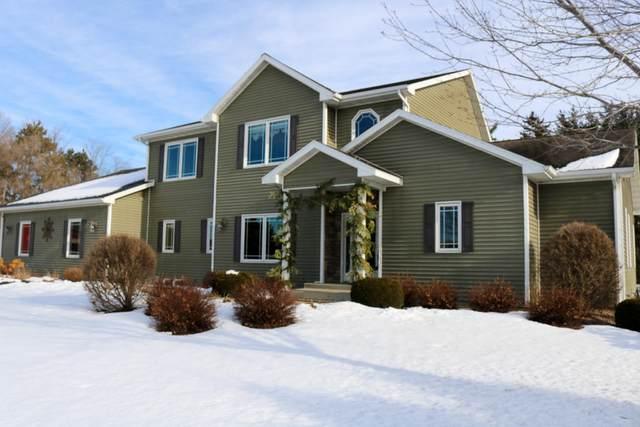 19486 Jacob Rd, Leon, WI 54656 (#1677080) :: Tom Didier Real Estate Team