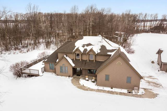 N2834 Camp Riversite Rd, Lima, WI 53085 (#1677279) :: RE/MAX Service First Service First Pros
