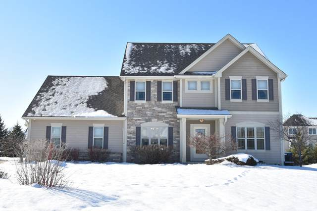 W238N2375 Talon Dr, Pewaukee, WI 53188 (#1677387) :: RE/MAX Service First Service First Pros