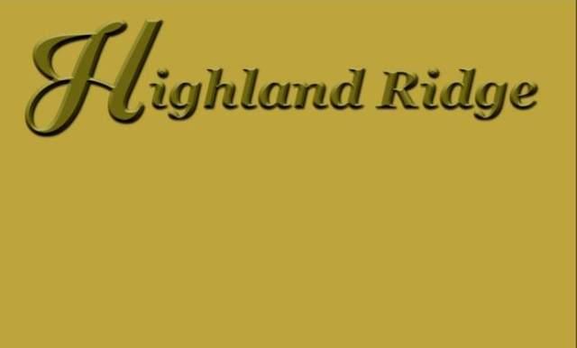 Lt19 Highland Ridge, Richfield, WI 53017 (#1677821) :: Tom Didier Real Estate Team