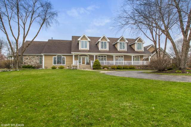 39810 Lake Park Ct, Randall, WI 53128 (#1677835) :: Tom Didier Real Estate Team