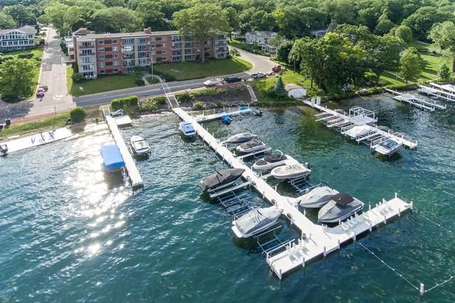 150 Lake St 2E & 2F, Fontana, WI 53125 (#1677857) :: Keller Williams Realty - Milwaukee Southwest
