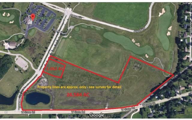 Lt1 Highway 59 Lt2, North Prairie, WI 53153 (#1678278) :: Tom Didier Real Estate Team