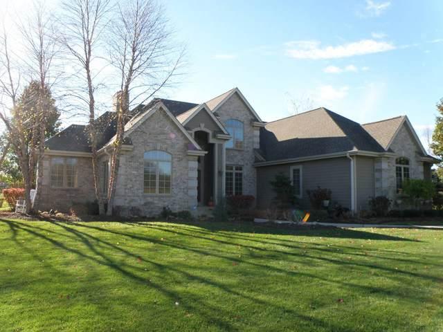 309 Cypress Pt, North Prairie, WI 53153 (#1680814) :: Tom Didier Real Estate Team