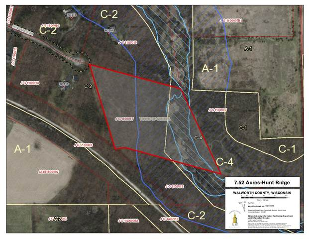 Lt5 Hunt Ridge Dr, Geneva, WI 53121 (#1680894) :: Tom Didier Real Estate Team