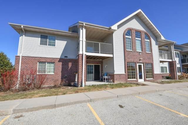 W1062 Marietta Ave #309, Ixonia, WI 53036 (#1681047) :: Keller Williams Realty - Milwaukee Southwest
