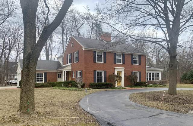 7430 N Boyd Way, Fox Point, WI 53217 (#1682220) :: Tom Didier Real Estate Team