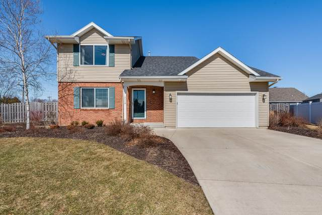 5518 65th Pl, Kenosha, WI 53142 (#1683181) :: RE/MAX Service First Service First Pros