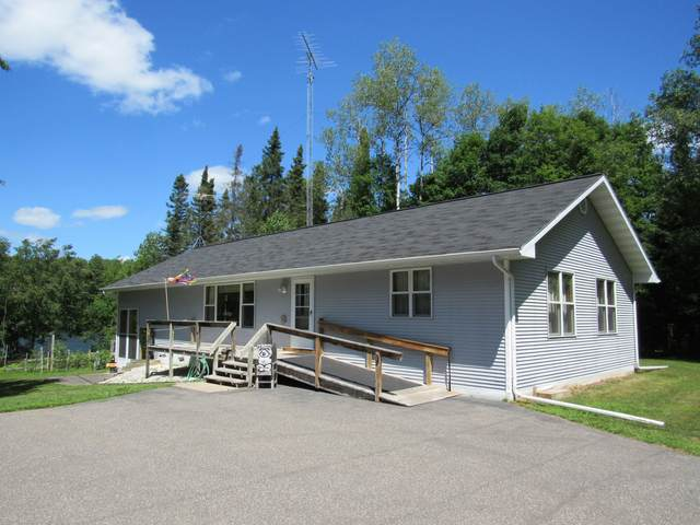 10312 E Porcupine Lake Rd, Tipler, WI 54542 (#1683533) :: RE/MAX Service First Service First Pros