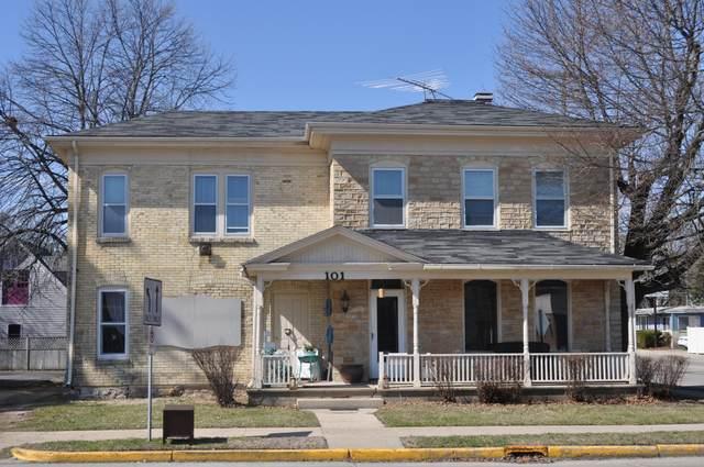 101 S Pine St, Burlington, WI 53105 (#1683951) :: Tom Didier Real Estate Team