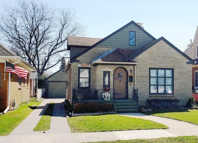 629 William St, Racine, WI 53402 (#1683988) :: Keller Williams Realty - Milwaukee Southwest