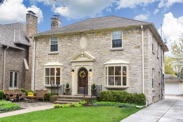 5756 N Bay Ridge Ave, Whitefish Bay, WI 53217 (#1686291) :: Tom Didier Real Estate Team