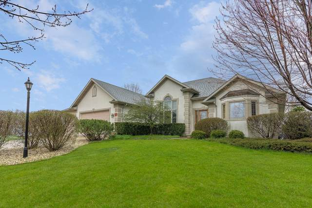 8463 Northview Dr, Pleasant Prairie, WI 53158 (#1686883) :: NextHome Prime Real Estate
